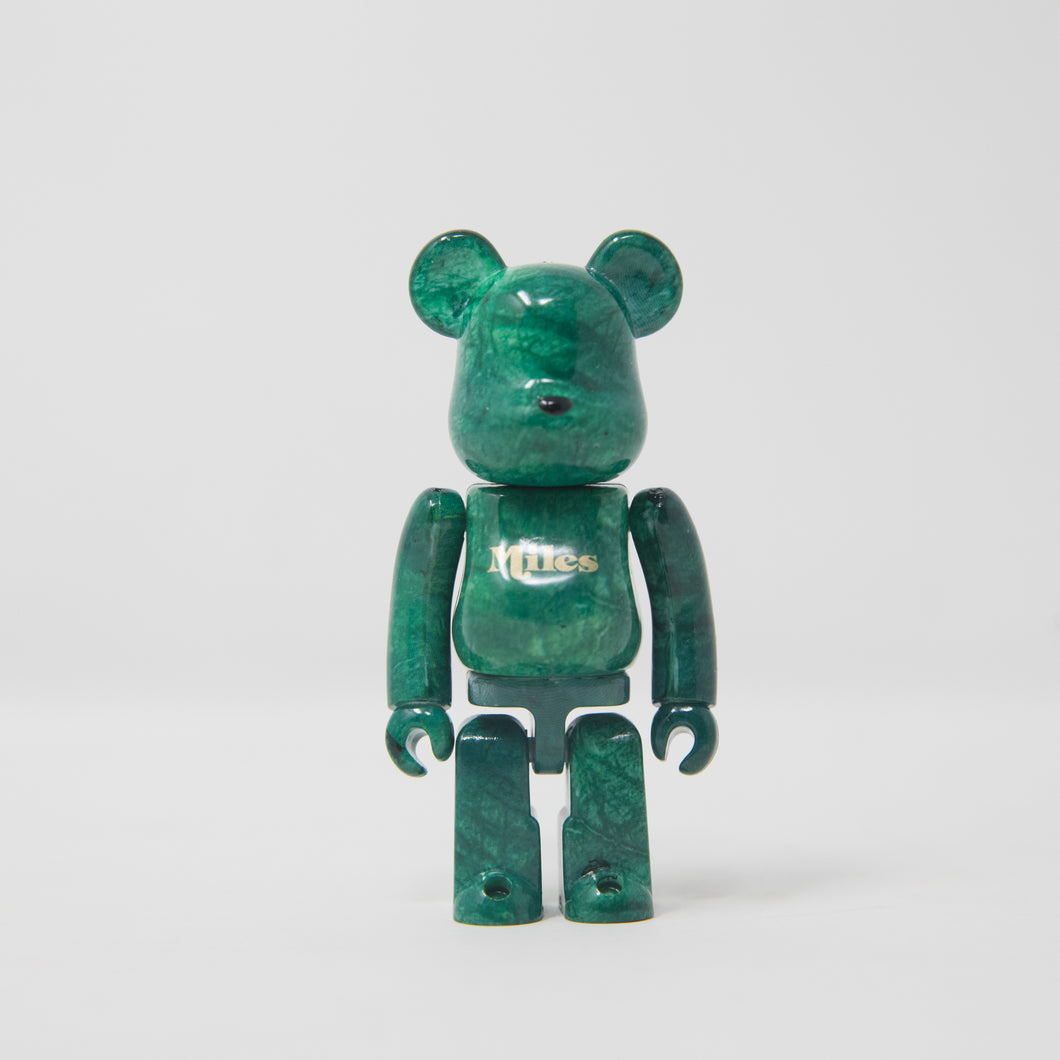 Medicom Toy BEARBRICK Miles New York - Artist Series 40 100% Figure (MINT)