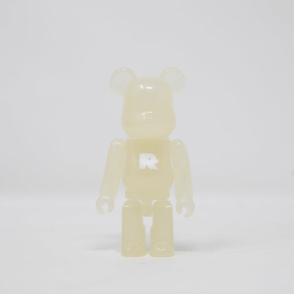 Medicom Toy BEARBRICK Sand Letter R - Basic Series 40 100% Figure (MINT)