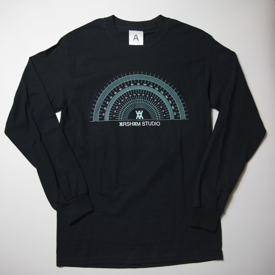 Daniel Arsham Compass Long Sleeve Tee (Multiple Sizes / MINT)