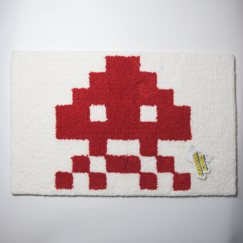 Medicom Toy Fabrick x Space Invaders Rug (MINT)