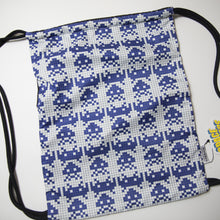 Medicom Toy Fabrick x Space Invaders Draw String Bag (MINT)