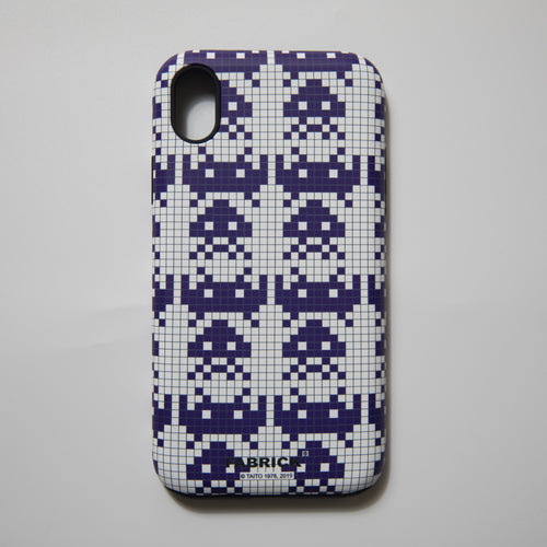 Medicom Toy Fabrick x Space Invaders iPhone XR Case (MINT)
