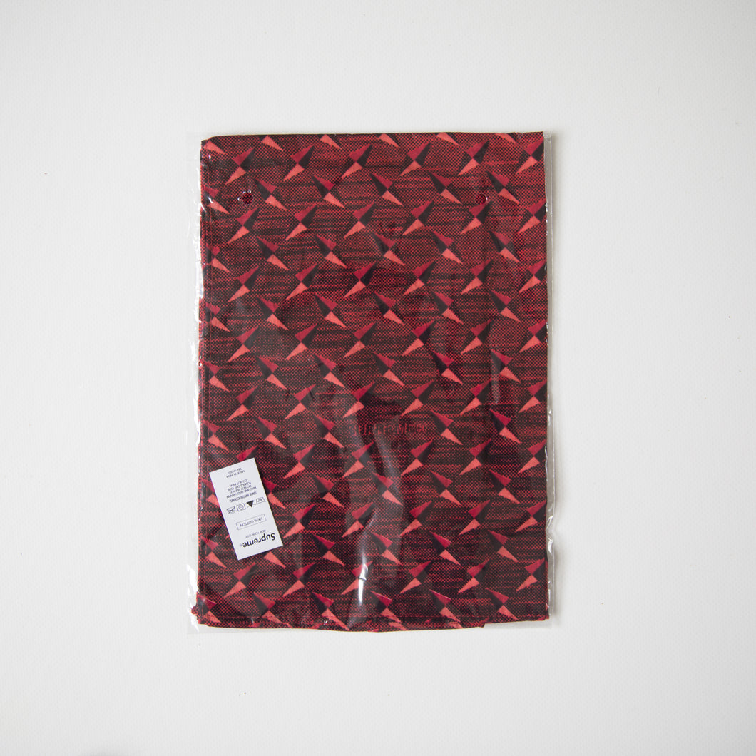 Supreme Diamond Plate Bandana Red (NEW)