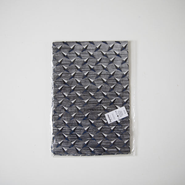 Supreme Diamond Plate Bandana Grey (NEW)