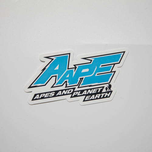 Aape Blue Planet Earth Sticker (MINT)
