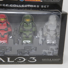 Medicom Toy Kubrick Halo 3 Master Chief Collectors Series 1 Set (MINT)