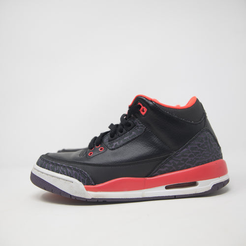 "Nike Air Jordan 3 GS ""Crimson"