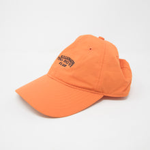 Billionaire Boys Club Nylon Curved Visor Cap Orange (USED)