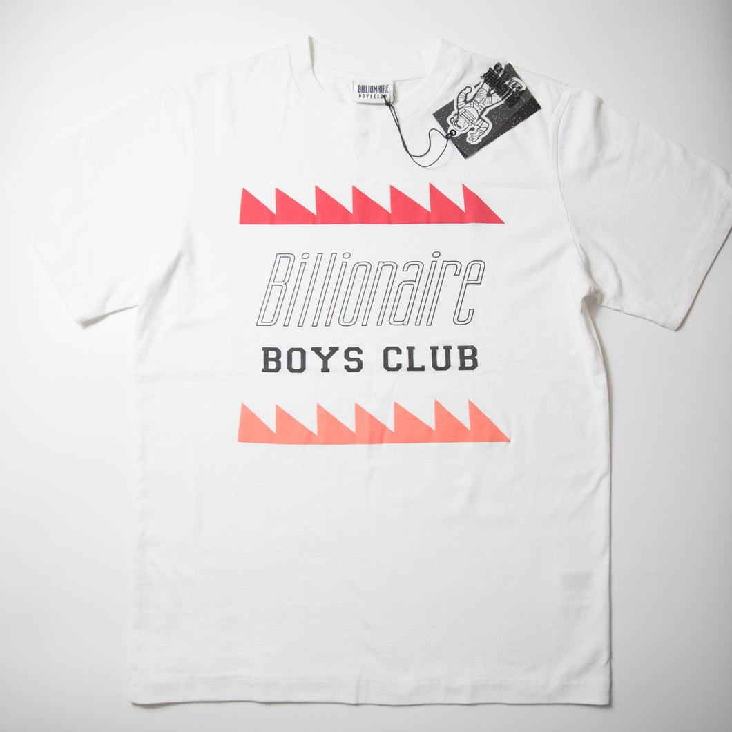 Billionaire Boys Club Oscillating Logo Tee (Small / MINT)