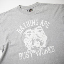 Bape Busy Works Tee (Large / USED)