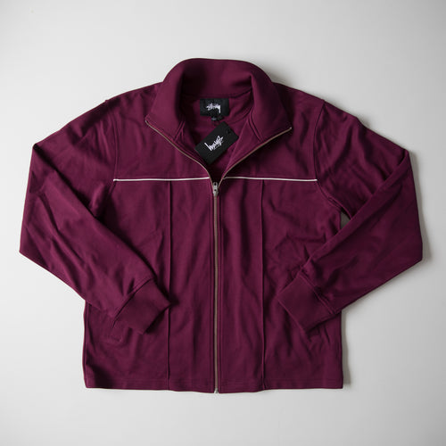 Stussy Poly Track Jacket (Large / NEW)