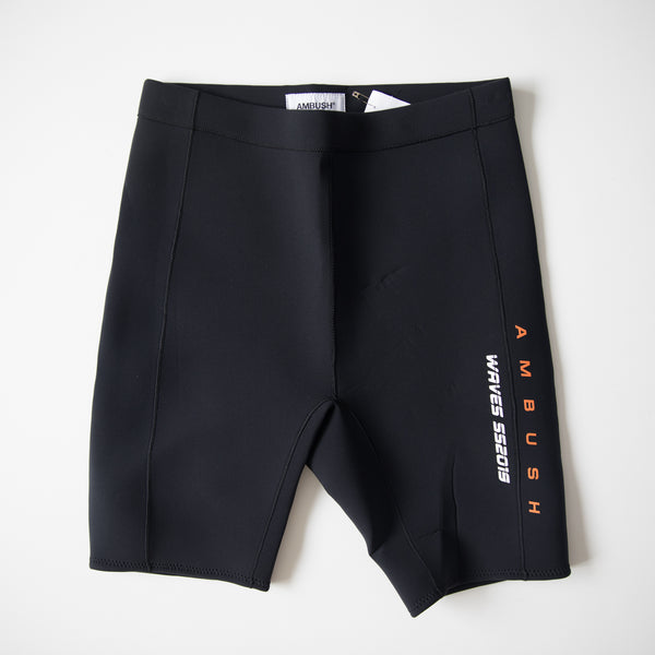Ambush Wave Surf Shorts Black (Large / NEW)
