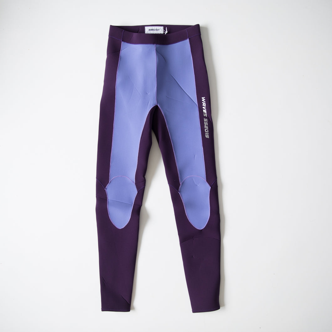 Ambush Wetsuit Pants Purple (Small / NEW)