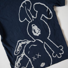 Kaws x Uniqlo Peanut Snoopy Tee Navy (Medium / USED)