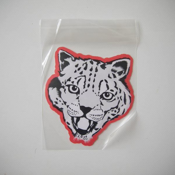 Billionaire Boys Club Ice Cream Season 7 AW08 Tiger Sticker (MINT)