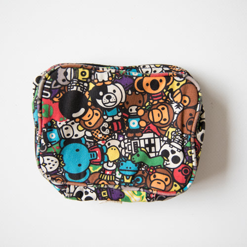 Bape Baby Milo Safari Travel Pouch (USED)