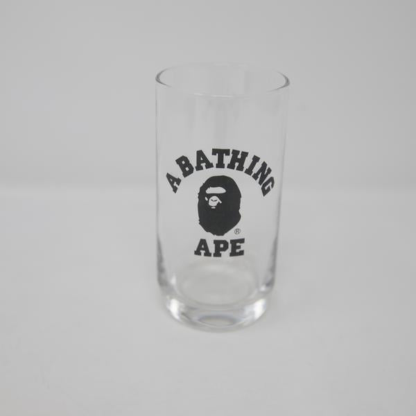 Bape College Glass Cup (MINT)