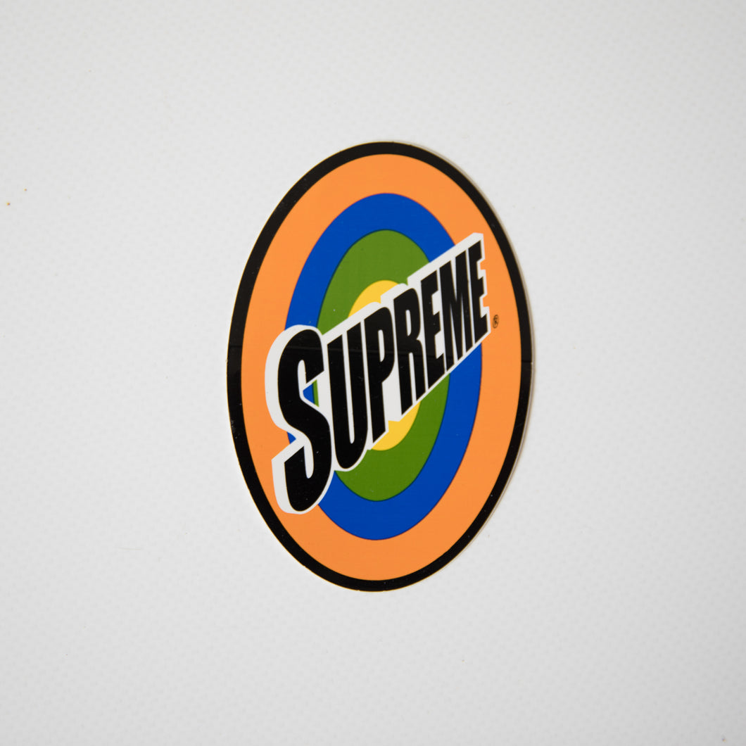 Supreme Spin Sticker (MINT)