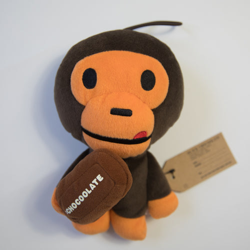 Bape Baby Milo Chocoolate Plush (MINT)