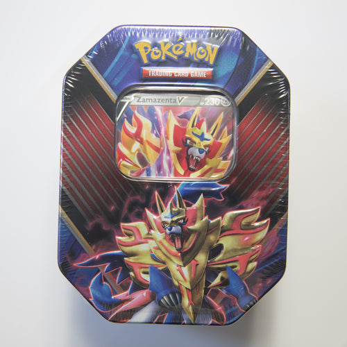 Pokemon - Zamazenta V - Legends of Galar Tin (MINT)