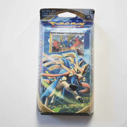 Pokemon Theme Deck - Zacian - Sword & Shield Rebel Clash (MINT)