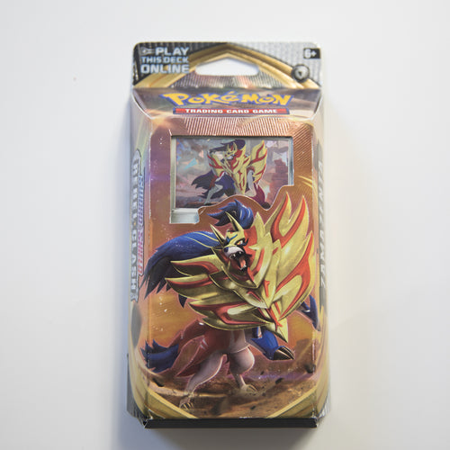 Pokemon Theme Deck - Zamazenta - Sword & Shield Rebel Clash (MINT)