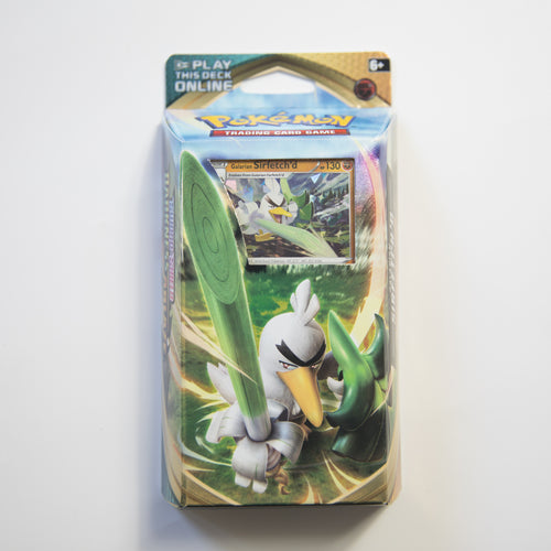 Pokemon Theme Deck - Sirfetch'd - Sword & Shield Darkness Ablaze (MINT)
