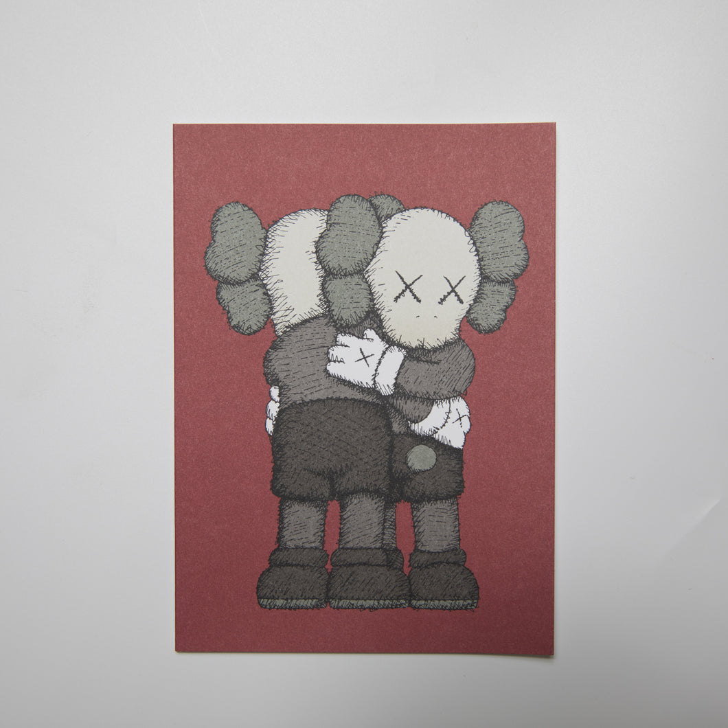 Kaws Together Holiday Cards (MINT)