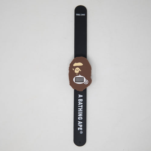 Bape Ape Head Silicone Watch (MINT)