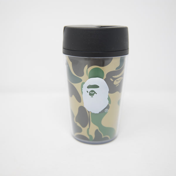 Bape Green Camo Tumbler Thermo Flask (NEW)