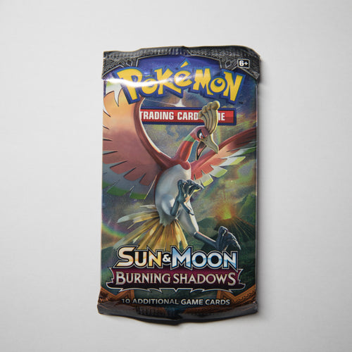 Pokemon Booster Pack - Burning Shadows (MINT)