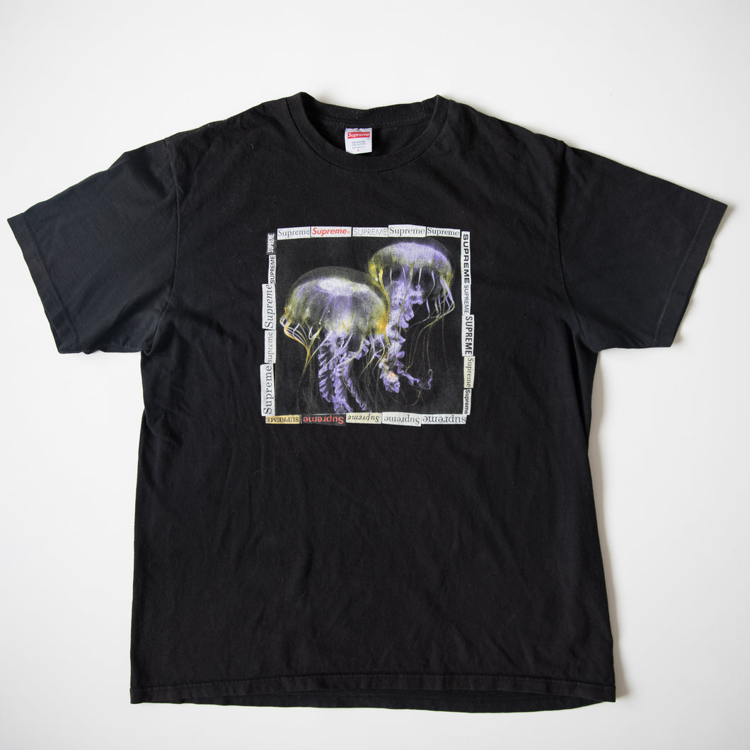 Supreme Jellyfish Tee (Large / USED)