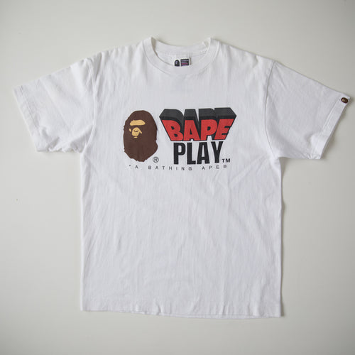Bape Play Tee (Medium / USED)