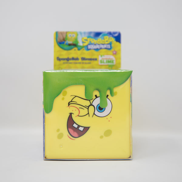 Nickelodeon SPONGEBOB SLIMEEZ Vinyl Figure + Slime Blindbox (NEW)