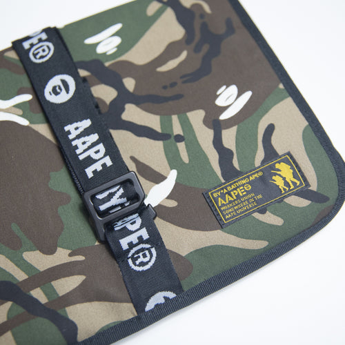 Aape By A Bathing Ape GITD iPad Strap Pouch (NEW)