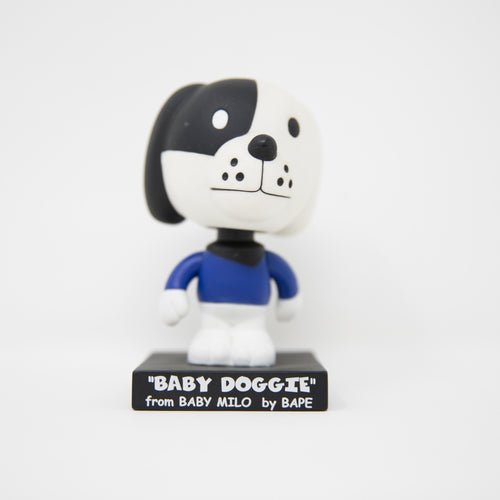 Bape Baby Milo Baby Doggie Bobble Head Figure (USED)