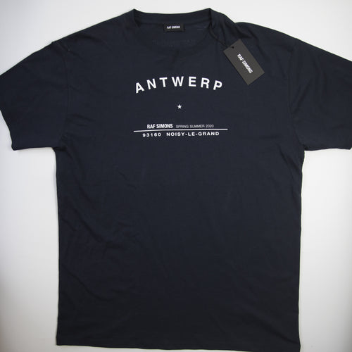 Raf Simons Antwerp Tee (XL / NEW)