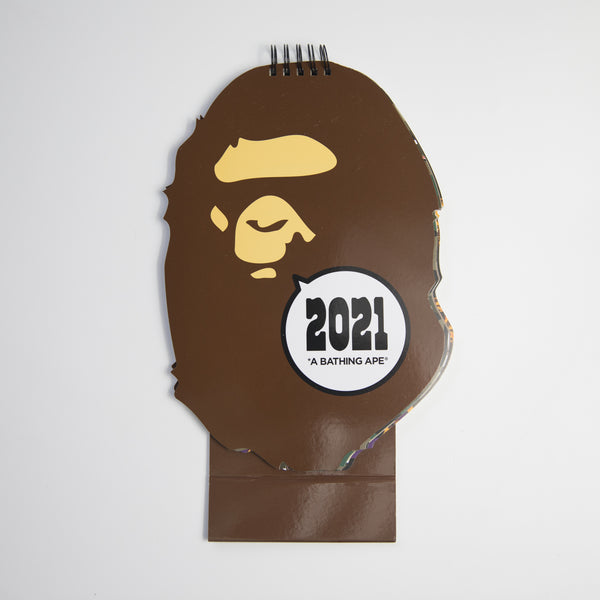 Bape 2021 Calendar incl. Sticker Sheet (MINT)