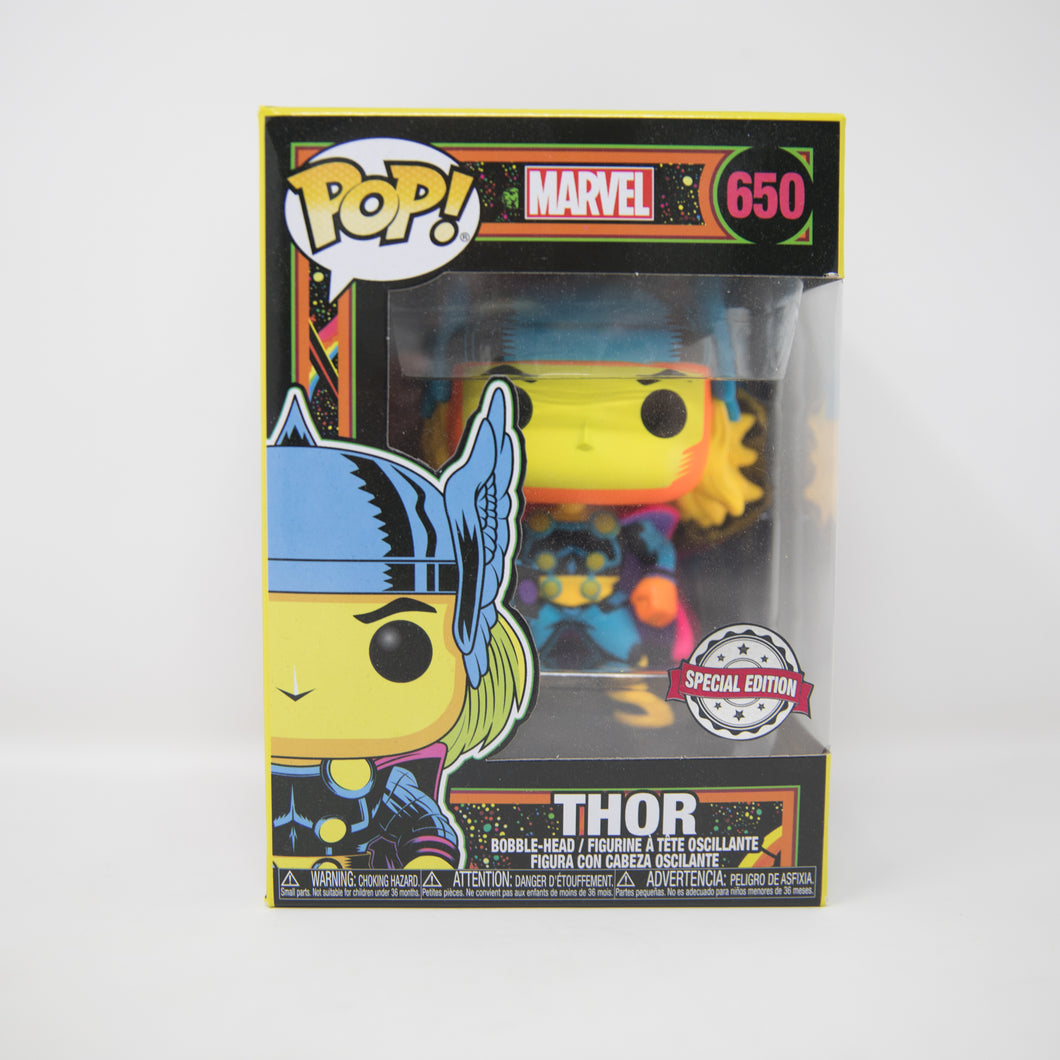Funko POP!  Marvel #650 - Thor - Bobble Head Special Edition (MINT)
