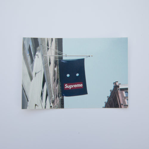 Supreme Banner Sticker (MINT)