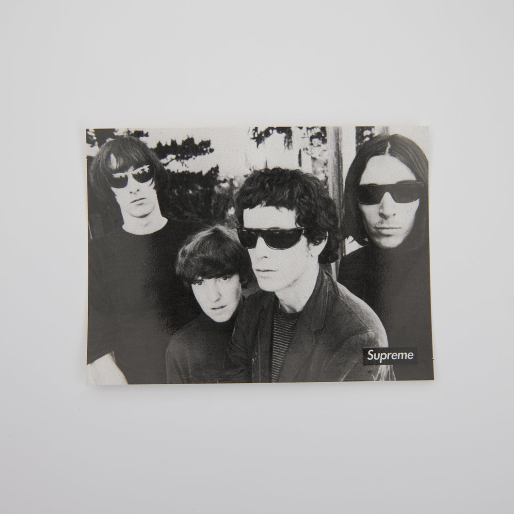 Supreme The Velvet Underground Sticker (MINT)