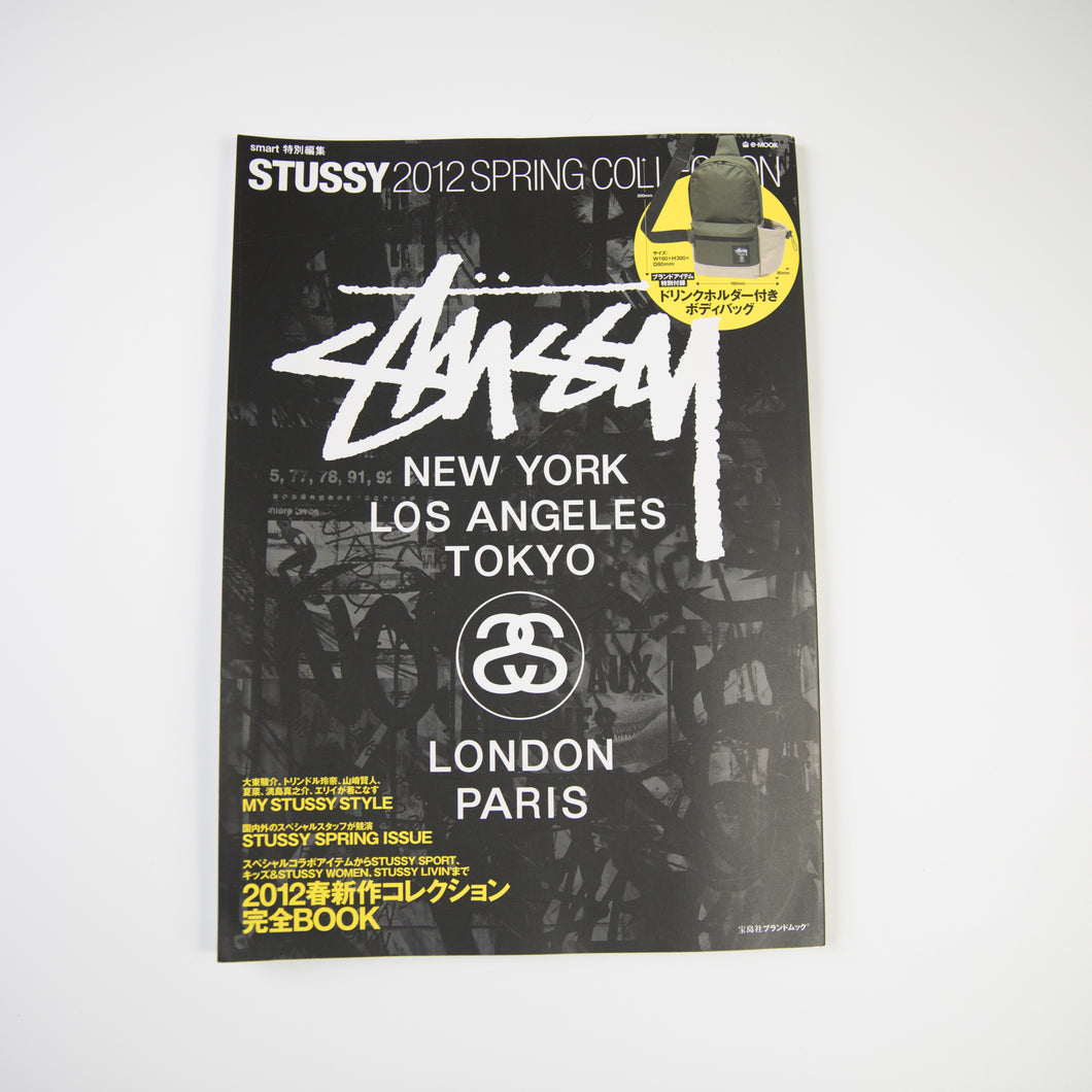 Stussy Spring 2012 Collection Magazine (USED)