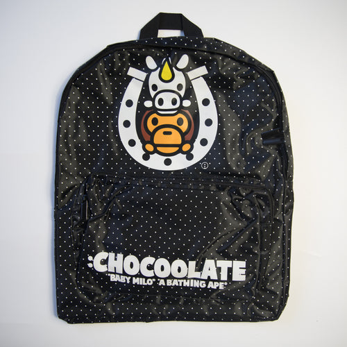 Bape Baby Milo Chocoolate Backpack (MINT)