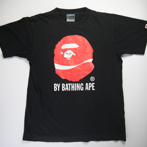 Bape Coca Cola Ape Head Tee (Small / USED)