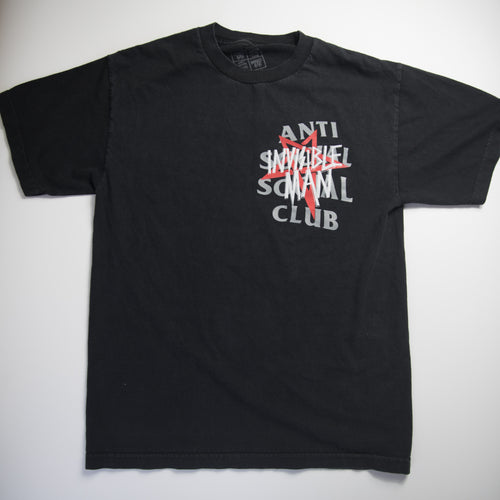 Anti Social Social Club Assc x Invisible Man Tee (Medium / USED)