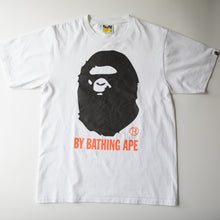 Bape Black Ape Head Tee (Small / USED)