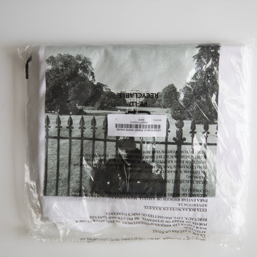 Supreme x UNDERCOVER x Public Enemy White House Tee White (Large / NEW)
