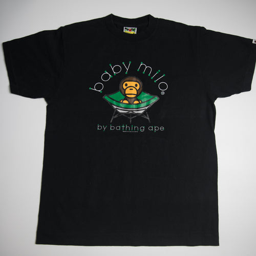 Bape Baby Milo Chair Tee (Small / USED)
