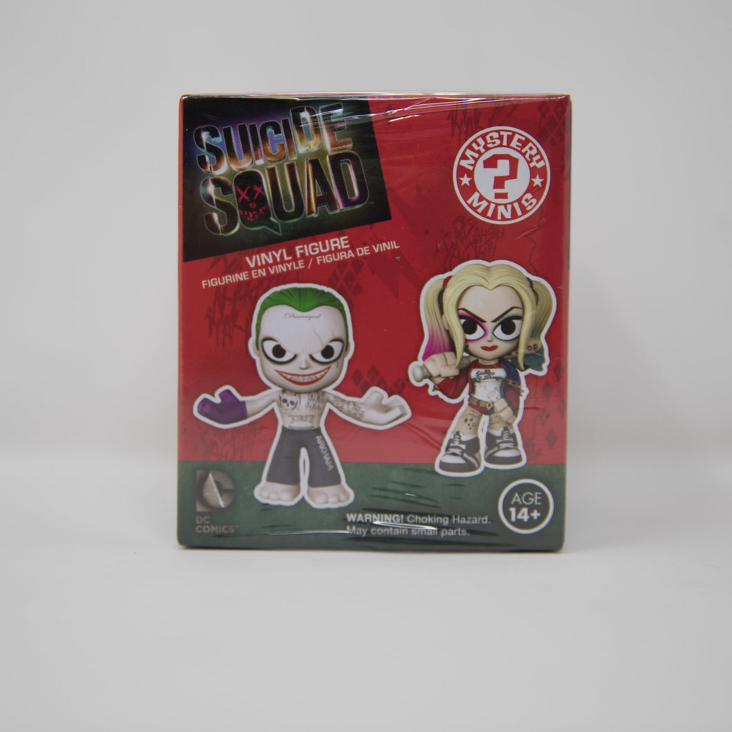 Funko Mystery Minis - Suicide Squad - Vinyl Figure Blind Box (NEW)