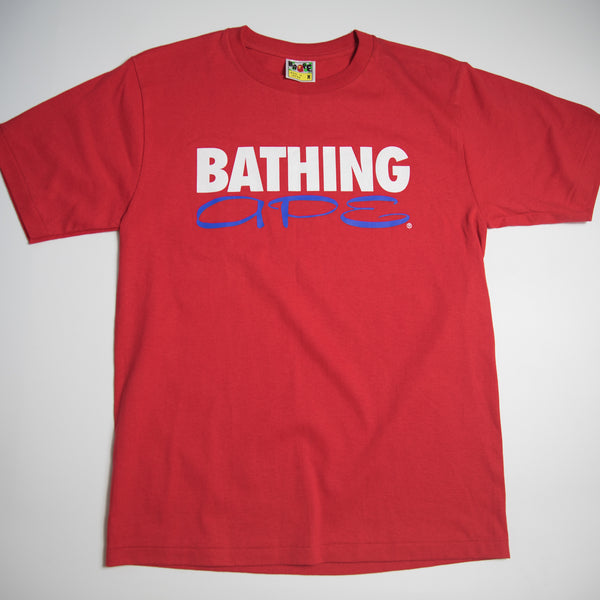 Bape Bathing Ape Tee (Medium / USED)